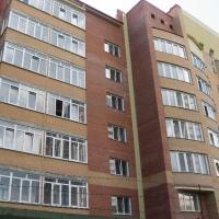 Жилые дома в г. Новосибирске